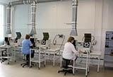 Вентиляция в лаборатории