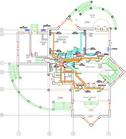 Готовые проекты вентиляции и кондиционирования смотреть