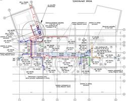 Услуги проектирования инженерных систем