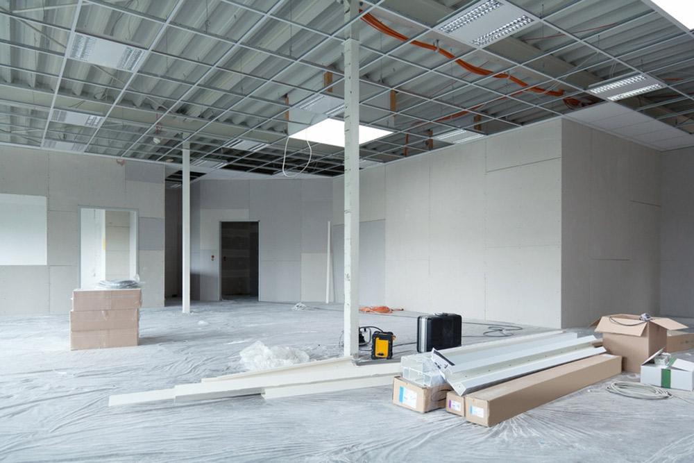 Ремонт офисных помещения аренда офисов на обводном канале